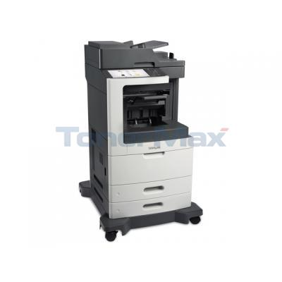 Lexmark MX812de MFP